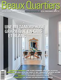 Beaux Quartiers 26 – Hiver 2016