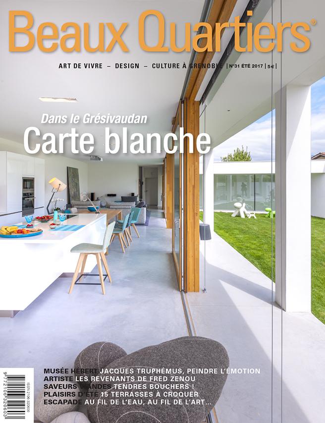 Beaux Quartiers 31 – Hiver 2016