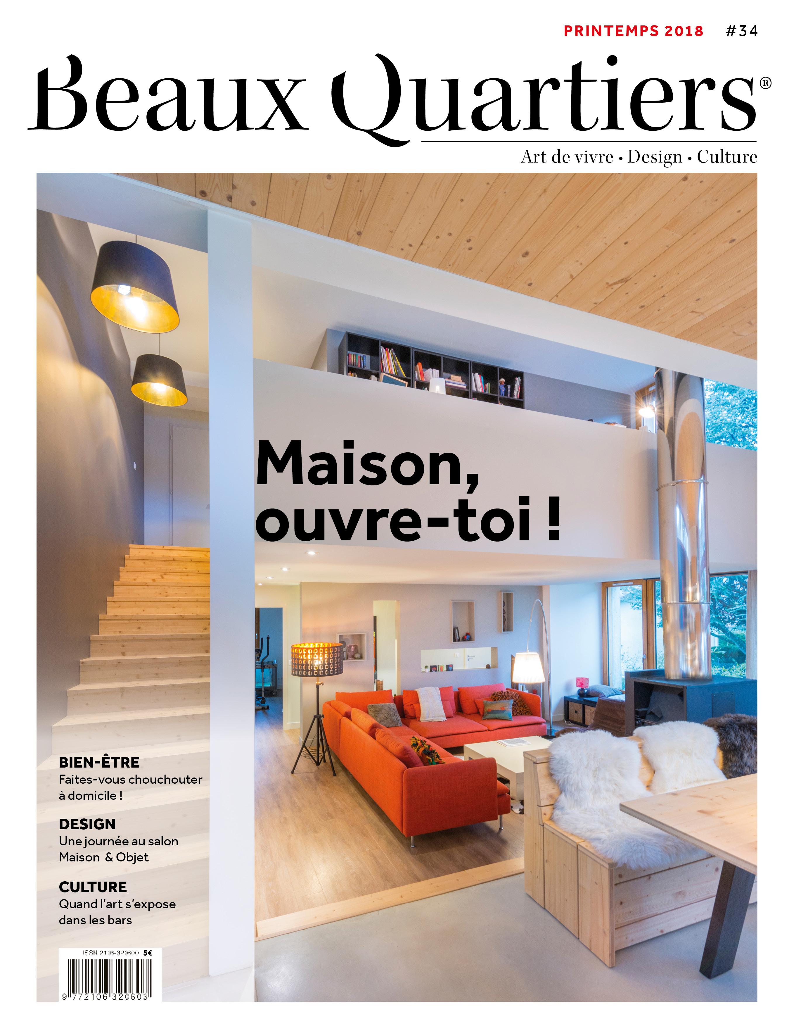 Beaux Quartiers 34 – Printemps 2018