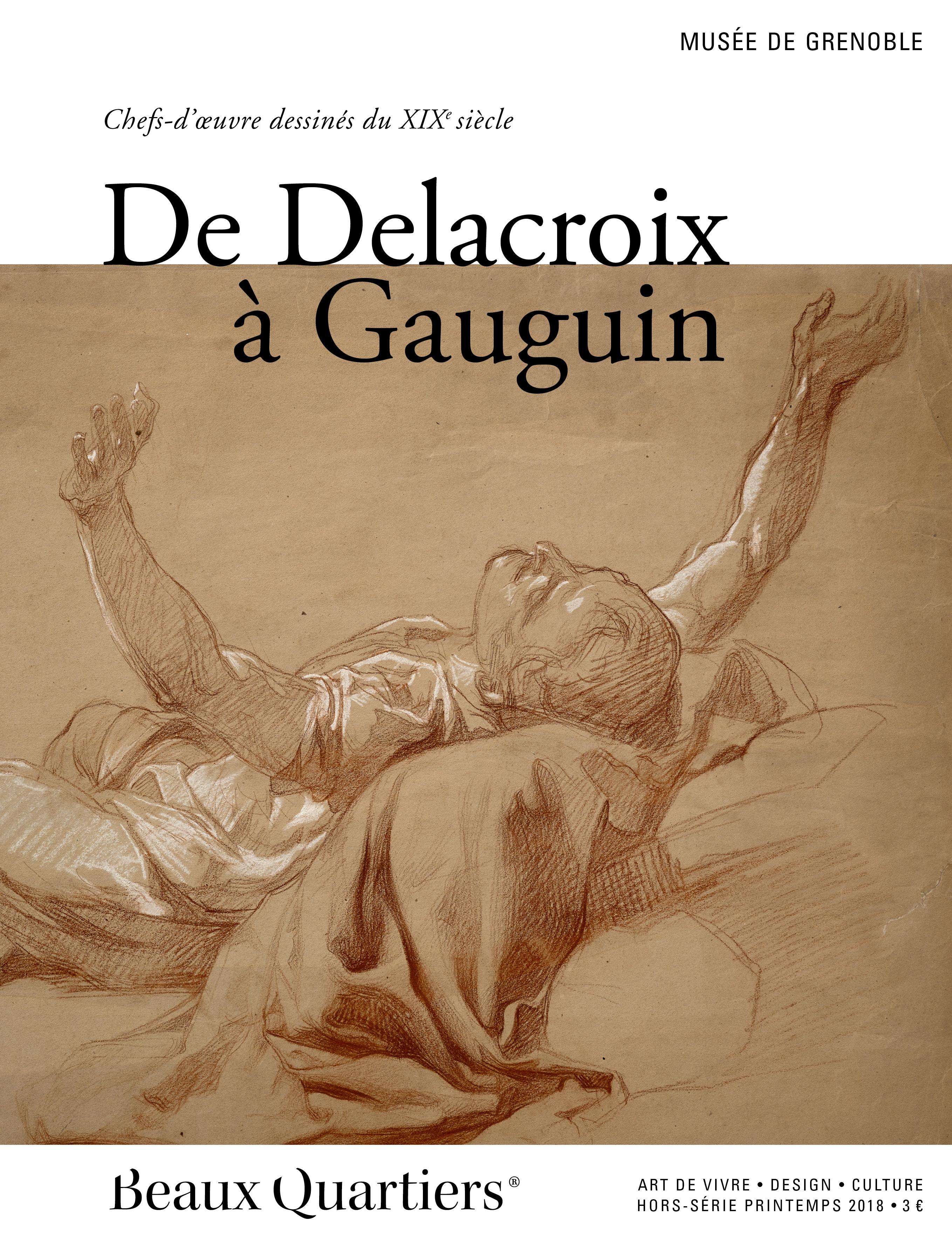 De Delacroix à Gauguin