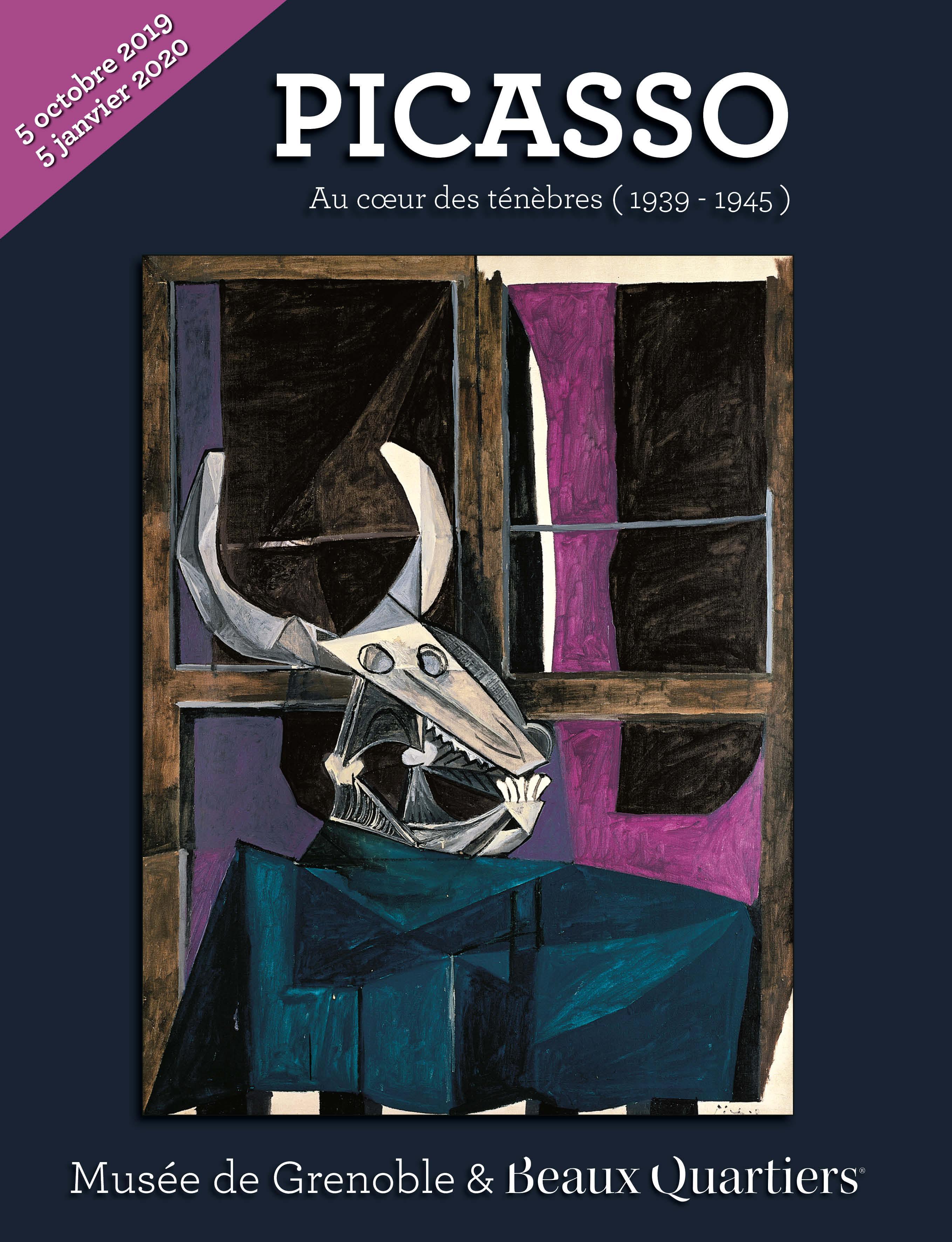 Picasso : au cœur des ténèbres, 2019