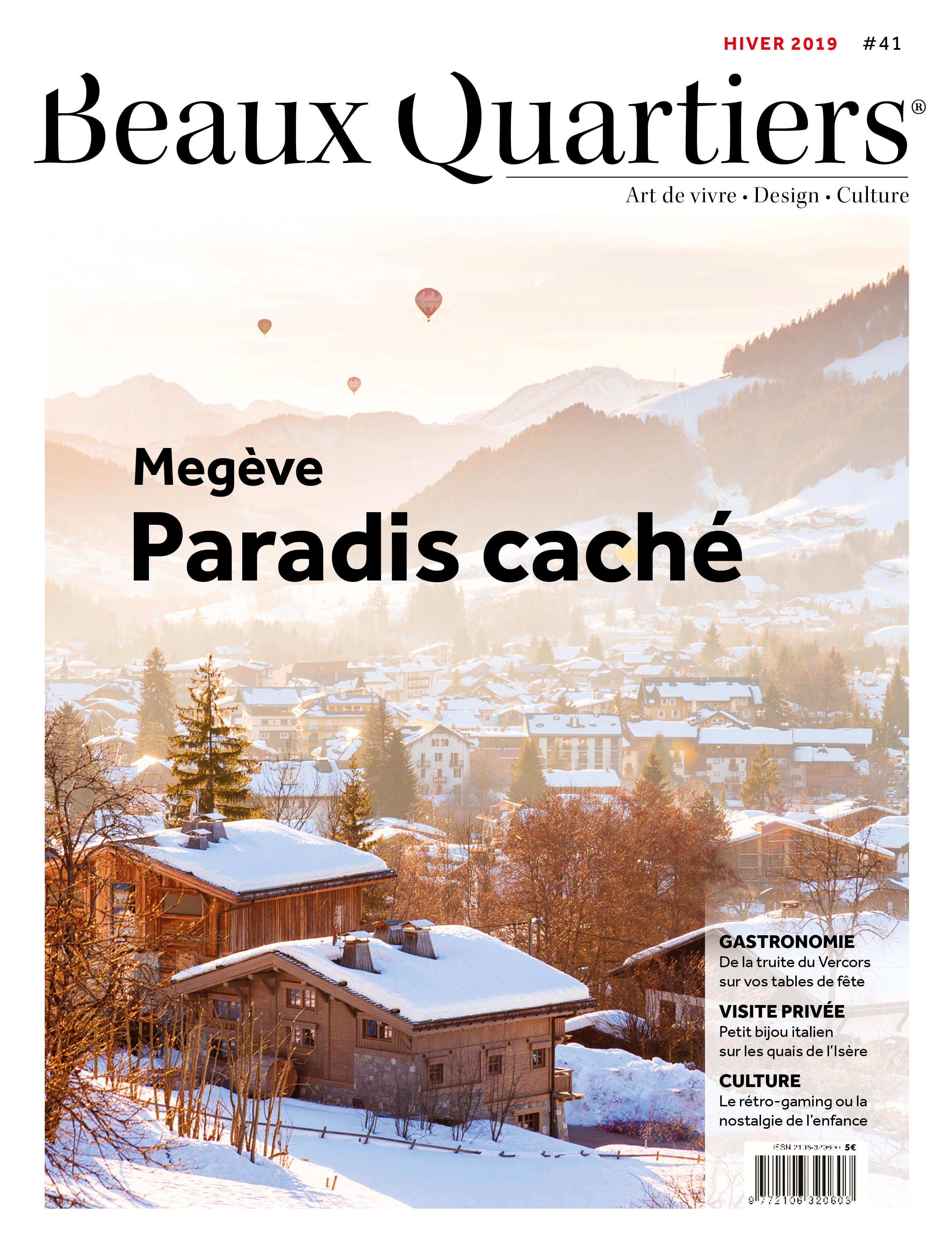 Beaux Quartiers 41 – Hiver 2019
