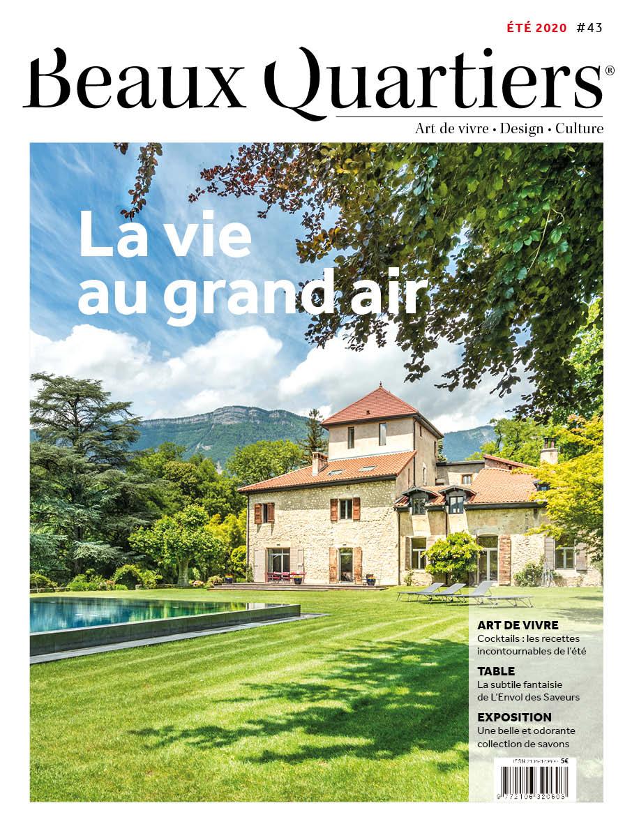 Beaux Quartiers 43 – Été 2020