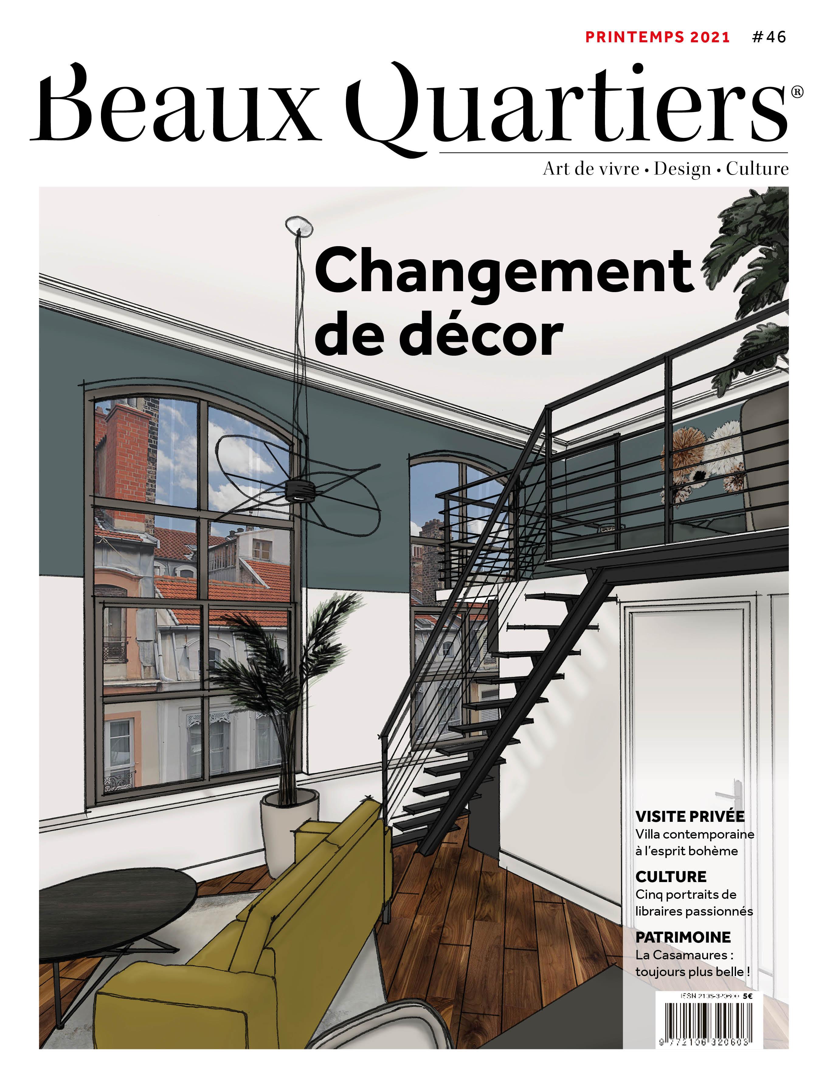 Beaux Quartiers 46 – Printemps 2021